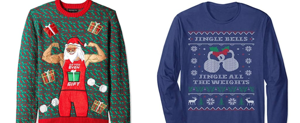 Fitness-Inspired Ugly Sweaters You Can Buy on Amazon