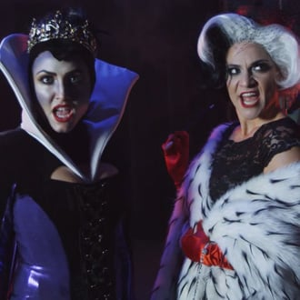 Disney Villains Cell Block Tango Video