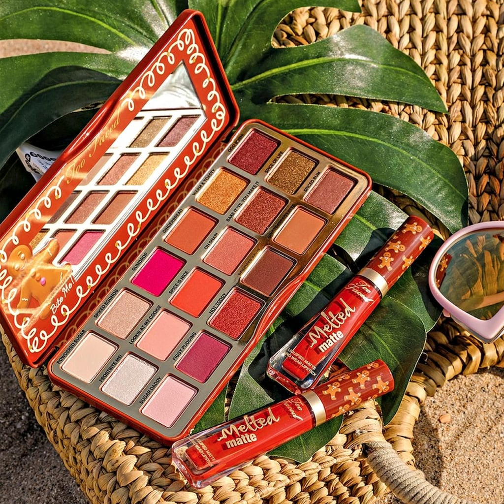 Too Faced Christmas 2020 Too Faced Gingerbread Christmas in July Collection 2019 | POPSUGAR
