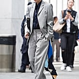 Victoria Beckham's Way: Let It Hang and Tie It Through Your Belt Loop