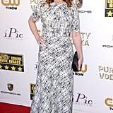 Julia Roberts at the Critics' Choice Awards in Juan Carlos Obando