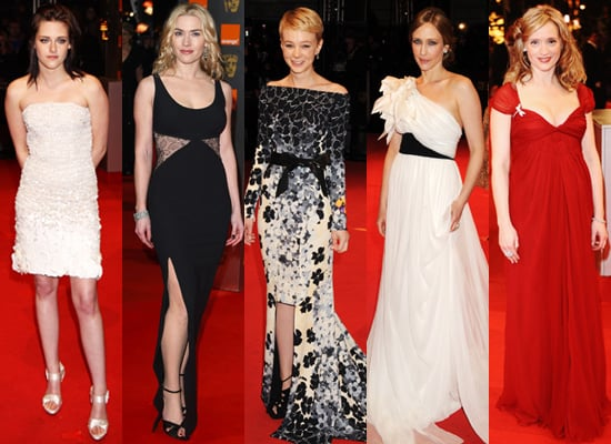 Best Dressed at the BAFTAs, Carey Turns Down Anna's Advice
