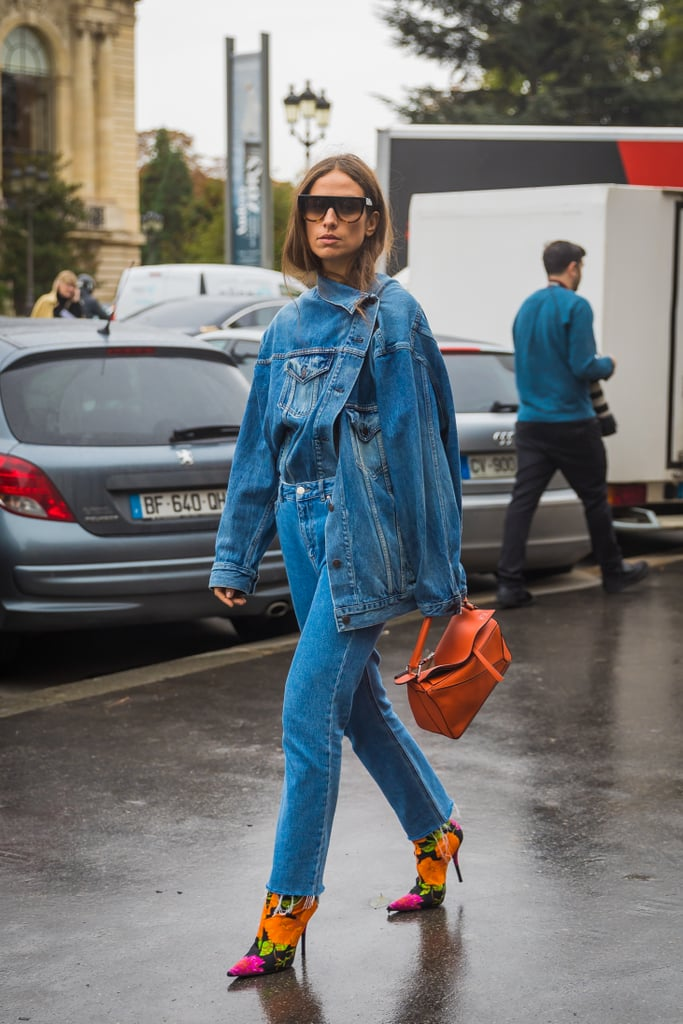Bet you've never done denim on denim quite like this.