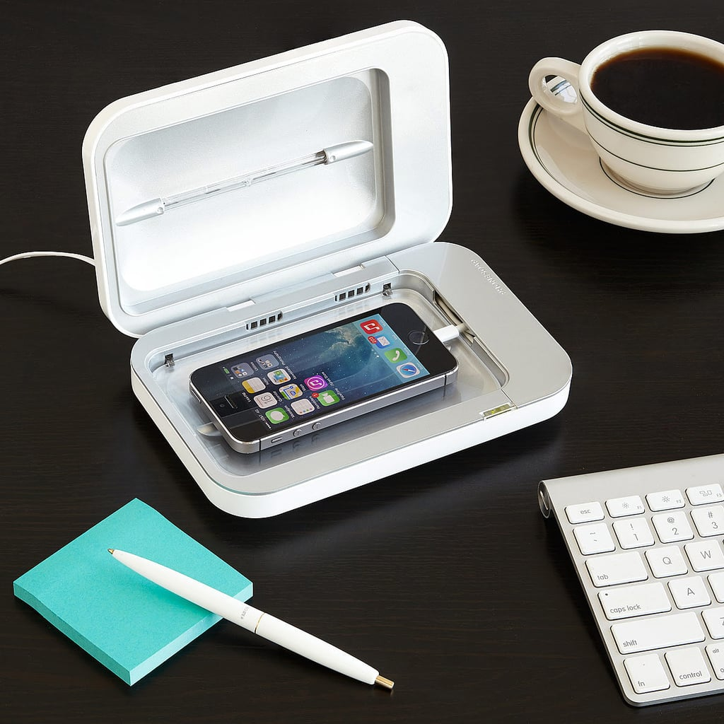 For the Connected Tidy: PhoneSoap Smartphone Sanitizer