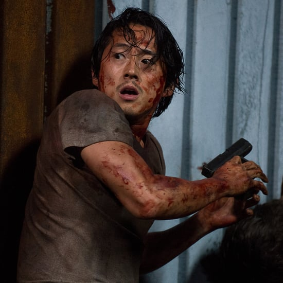 Steven Yeun Quotes About The Walking Dead in Vulture 2017