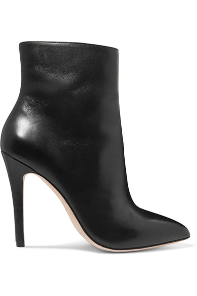 Alexa Chung Leather Ankle Boots, $686.19
