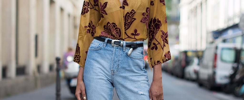 7 High-Waisted Jeans You'll Want to Wear Every Day For the Rest of Winter