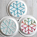 Snowflake Yarn Art
