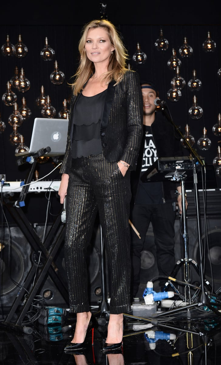 Kate Moss and Sienna Miller at Topshop Collection Launch ...