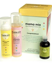 Mama Mio! Pampering for Mommys-To-Be