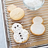 Snowmen Christmas Cookies