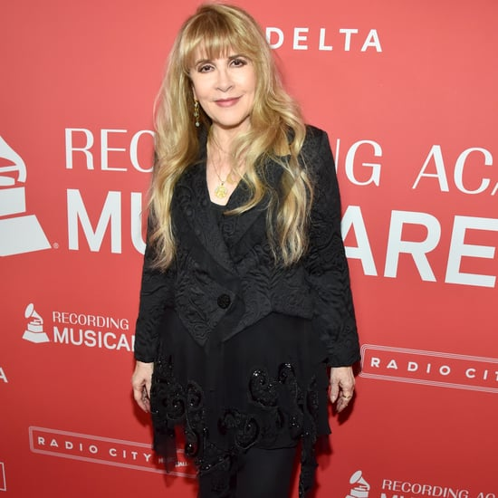 Stevie Nicks Tribute to Tom Petty at MusiCares Event 2018