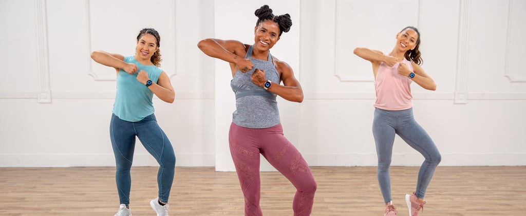 30-Minute Cardio Dance Workout You Can Do at Home