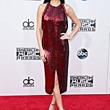 No Surprises Here! Selena Gomez Stuns on the American Music Awards Red Carpet