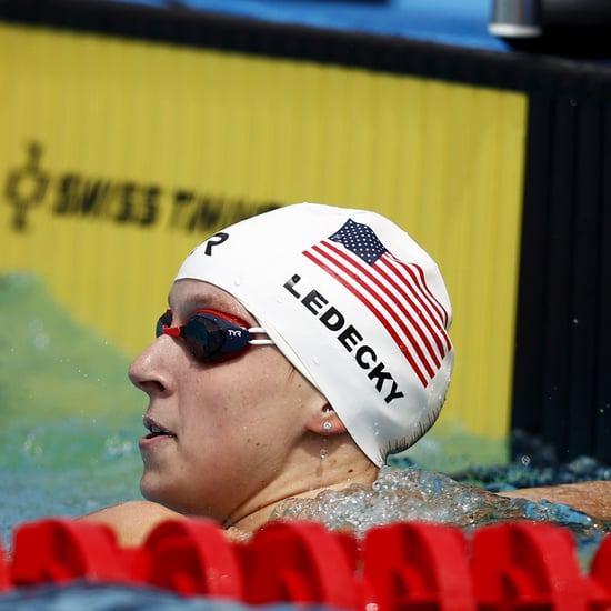 Why Olympic Swimmers Wear 2 Caps During a Race