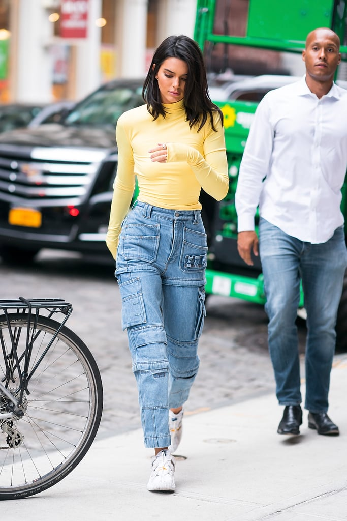 creative kendall jenner summer outfits 2019