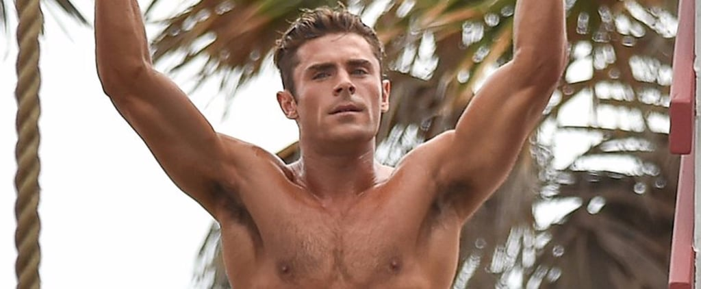 The Hands-Down Hottest Shirtless Moments of 2016