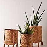 Castile Basket Planters