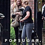 Kate Moss and Jamie Hince Expand Their Family With a Pet