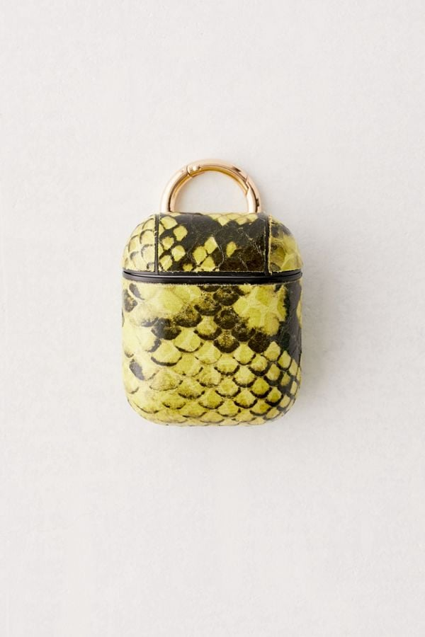 Urban Outfitters Sonix Python Print AirPods Case