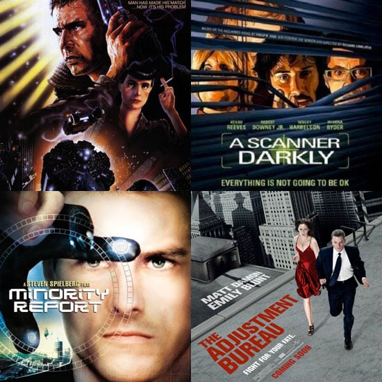 Sci-Fi Movie Adaptations From Philip K. Dick