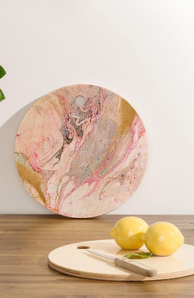 Deny Designs Iveta Abolina Birch Wood Cutting Board