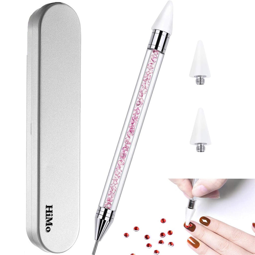 Nail Rhinestone Picker With Dotting Tool