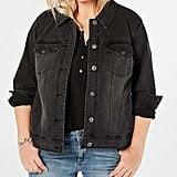 Style & Co Denim Trucker Jacket