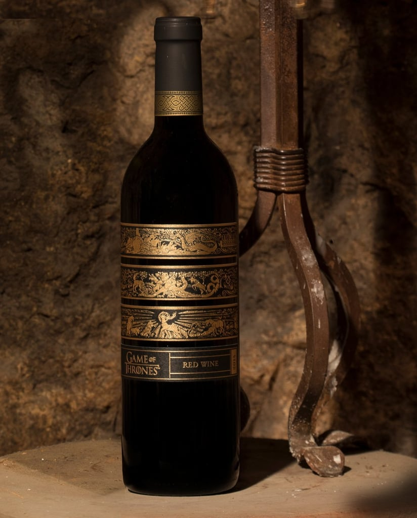 Game of Thrones 2015 Red Blend