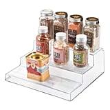 InterDesign Linus Plastic 3-Tier Spice Stand