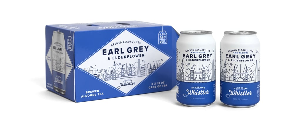 Wandering Whistler Earl Grey and Jasmine Alcoholic Tea