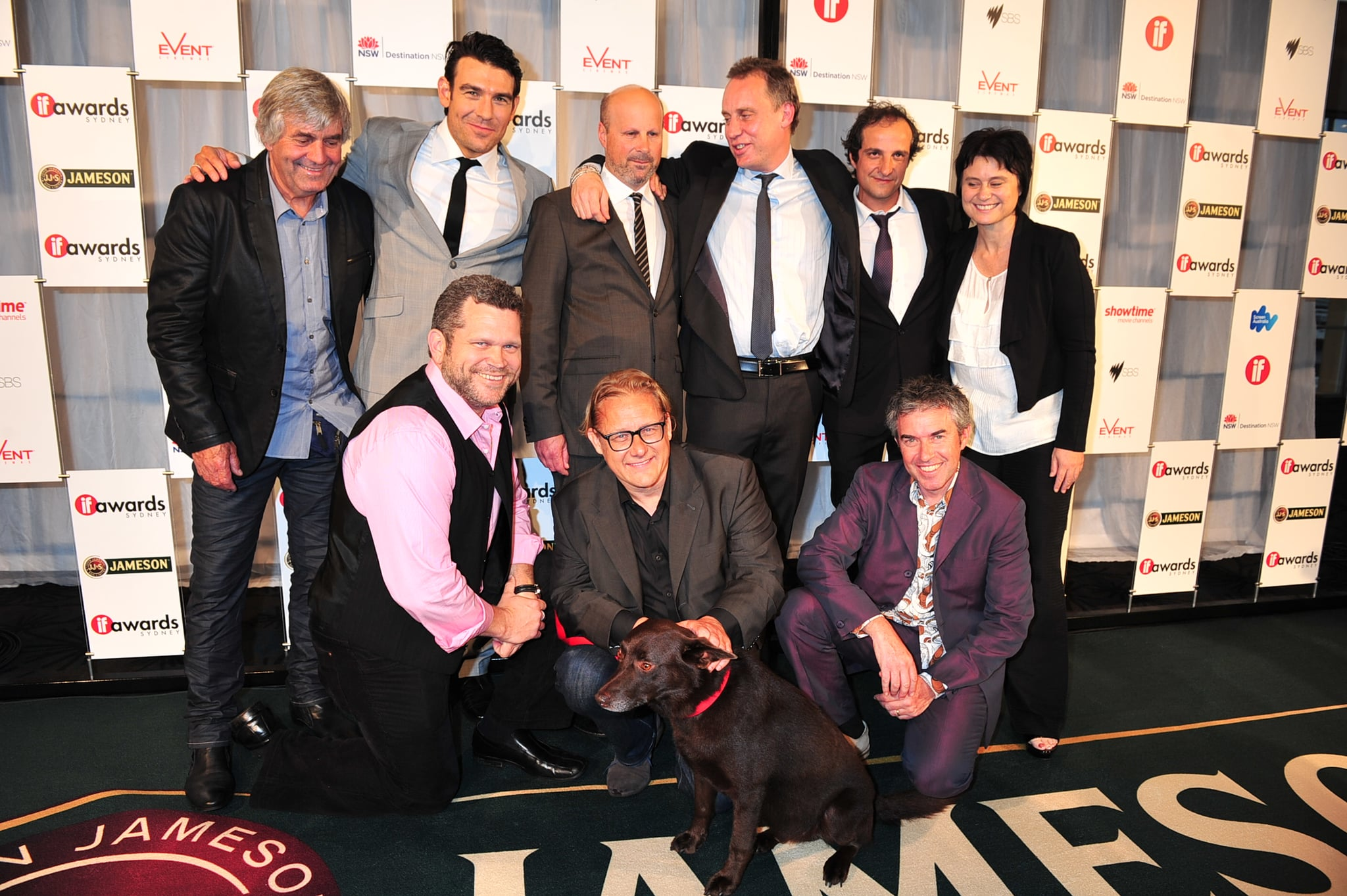 Red Dog Cast and Crew