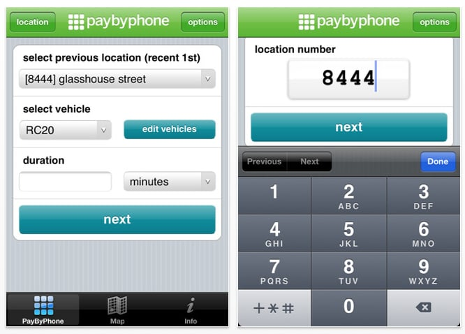 PayByPhone (Free)