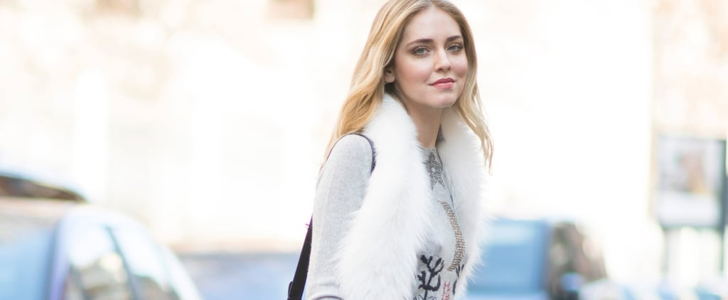 This Is the One Skincare Product Chiara Ferragni Took to the Desert