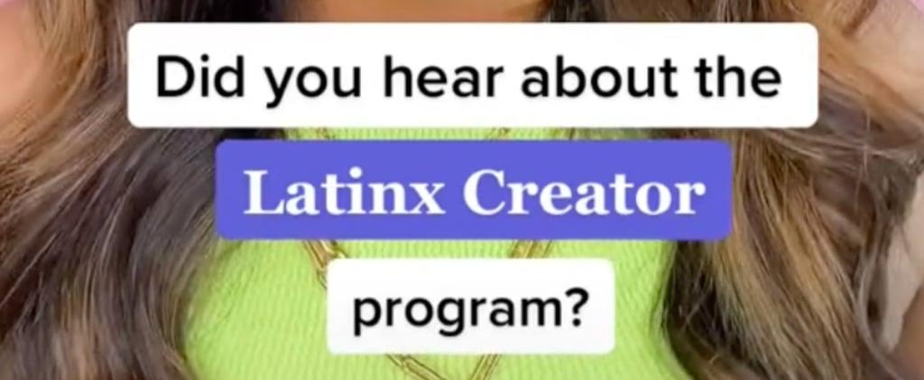 What Is the Latinx Creator Program on TikTok?