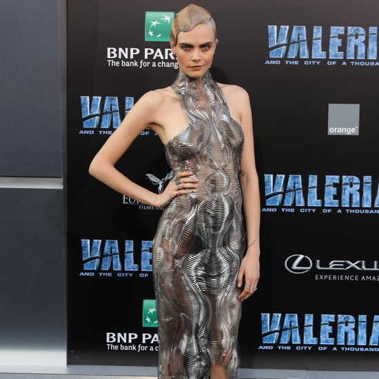 Cara Delevingne Style Pictures