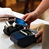 Credit card swipers don't care about you.