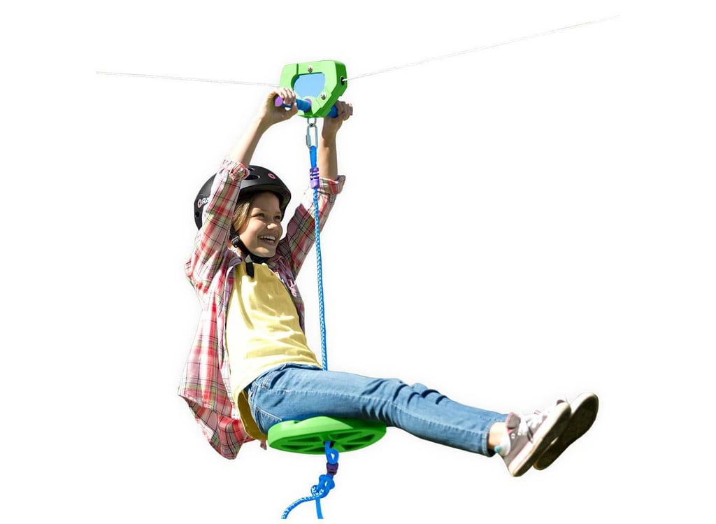 Backyard Zipline Kit | The Best Backyard Toys For Kids ...