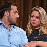 When Cassie and Ryan realised they were still in love on Seven Year Switch.