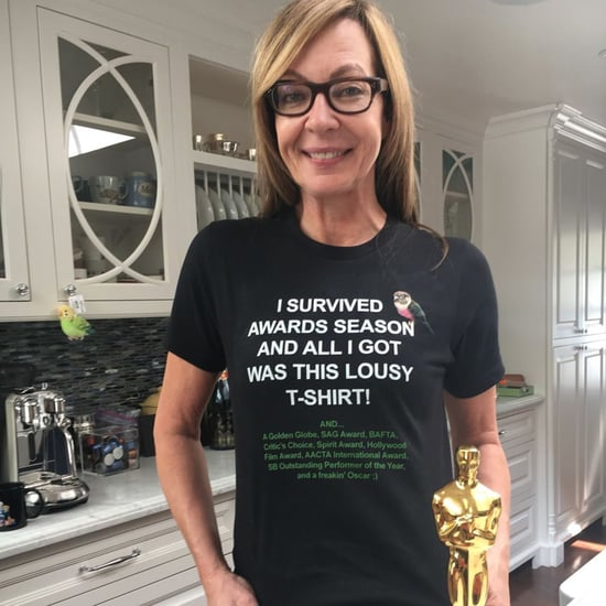 Allison Janney Shirt After the Oscars