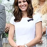 The Duchess of Cambridge at Day 13 of Wimbledon