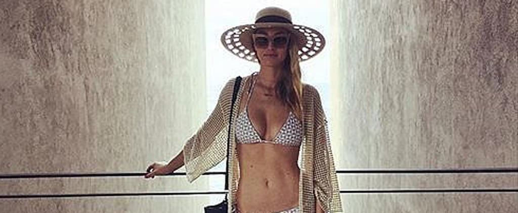 Whitney Port Jets Off to Mexico For Some Bachelorette Party Fun