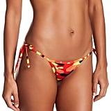 Kendall & Kylie Side Tie Bikini Bottoms