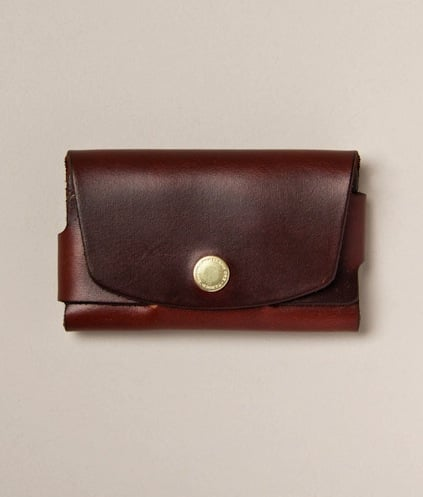 I've needed a new wallet for ages, and this Tanner Goods Cardholder ($65) seems to fit the bill — pun intended. Of course, the slim design means you can't fit much in it, but who really needs to hold onto coffee shop receipts and movie stubs, anyway? — Justin Fenner, Fashion News assistant editor