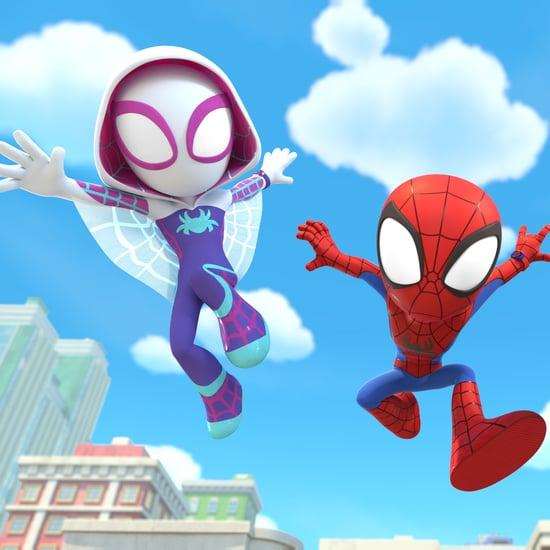 Spidey and His Amazing Friends Details | Disney Junior