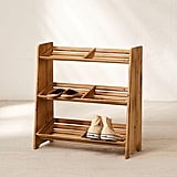 Sasha Wooden Shoe Storage Rack