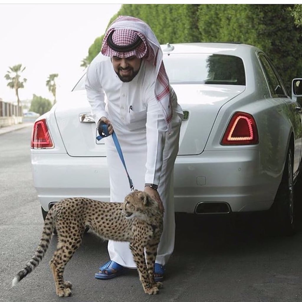 Rich Kids of Saudi Instagram