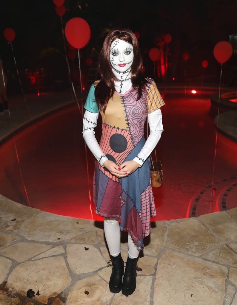 Joey King as Sally From The Nightmare Before Christmas ...