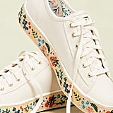 Keds x Rifle Paper Co Triple Kick Espadrille Sneakers