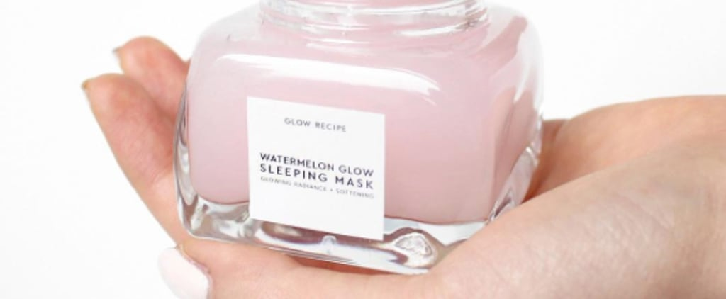 This Millennial Pink Watermelon Mask Smells Like Summer